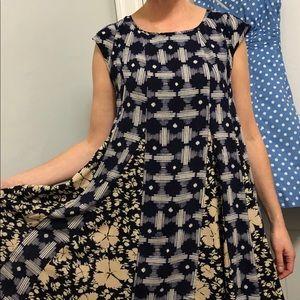 Maeve Babydoll Dress (Anthropologie)
